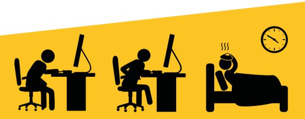 Mehr krankheitsbedingte Fehlzeiten durch Inaktivität am Arbeitsplatz
